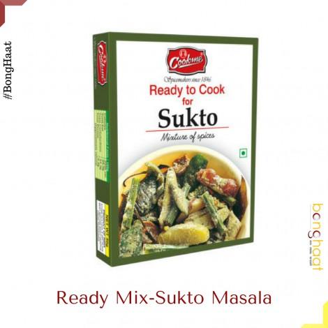 Cookme Sukto Masala Mix 100 G ( 2 PKT of 50 G each)