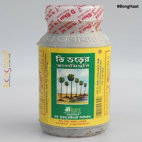 D Bhar Tal Misri (PALM CANDY) 500 Grams