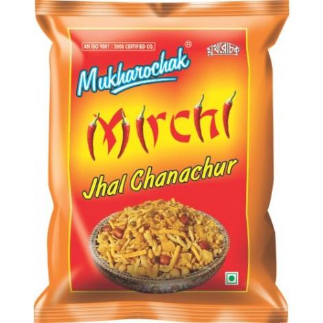 Mukharochak Mirchi Jhal Chanachur 200 grams