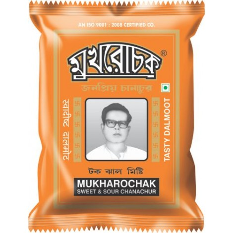 Mukharochak Sweet & Sour Chanachur 400 Grams