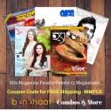 Mix Magazines Family Combo (5 Magazines)