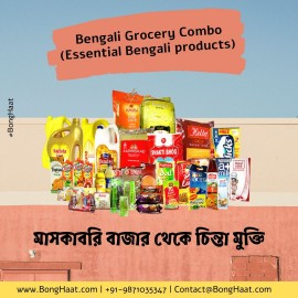 Monthly Essential Bengali Family Pack (28 grocery items)
