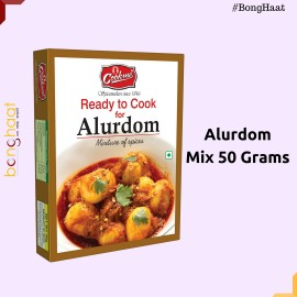Alurdom Mix 100 G ( 2 Pkt of 50 Grams each)