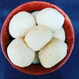 Ganguram's Rossogolla (Tinned)- 1 KG