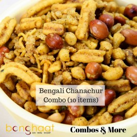Bengali Chanachur Combo (10 items)