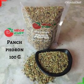 Mirchi Chef Panch Phoran 100 Grams