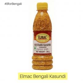 Elmac Bengali Kasundi (Mustard Sauce) 300 grams
