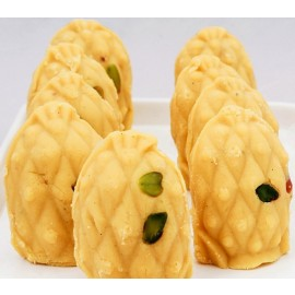Ganguram's Pineapple Sandesh Karapak 400 grams