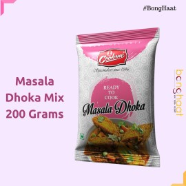Cookme Ready to Cook Masala Dhoka Mix 200 G
