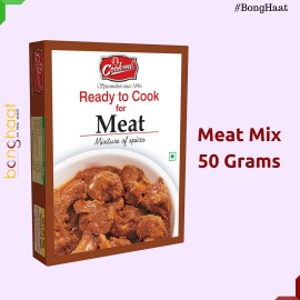 Cookme Meat Mix 100 Grams ( 2 Pkt of 50 Grams each)