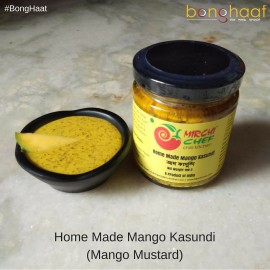 Mirchi Chef  Aam Kasundi (Mango Mustard) 24 units of 190 G each