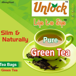 Green Tea Pure (Tea Bags) -Pack of 25 Tea Bags