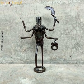 Scrap Metal Art Maa Kali