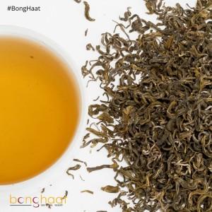 Dhruba Darjeeling Green Leaf Tea 1 KG
