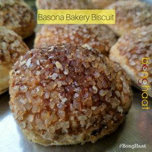 Bengali Bakery Basona Biscuit (650 grams) 20 Pieces