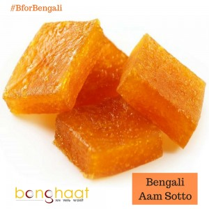 Bengali Aam Sotto (Aam Papad) 500 grams