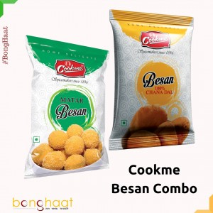 Chana and Motor Besan Combo 200 G Each