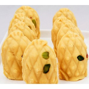 Ganguram's Pineapple Sandesh Karapak 450 grams