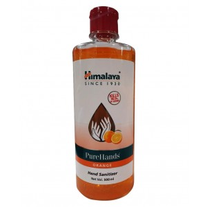 Himalaya PureHands Hand Sanitizer 500 ML (Pack of 4)