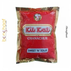 Kitkat Sweet and Sour Chanachur 200 G