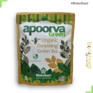Makaibari Apoorva Organic Green Tea  500 grams