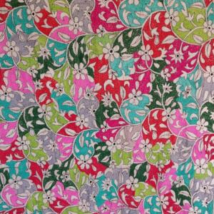 Floral Theme Kantha Stitched Dupatta