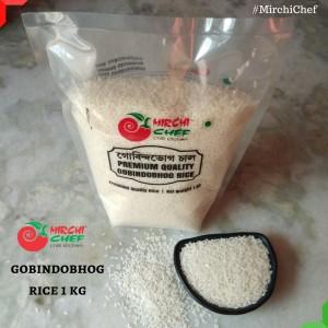 Mirchi Chef Gobindobhog Rice 1 KG