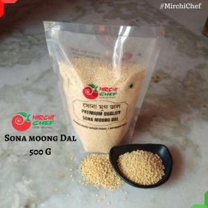 Mirchi Chef Sona (Muger) Moong Dal  500 Grams