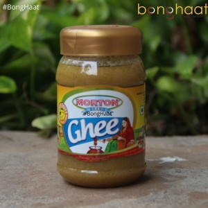 Morton Brand Pure Ghee 500 ML