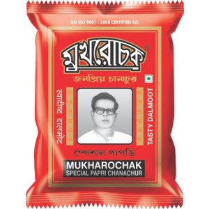 Mukharochak Special Papri Chanachur 400G