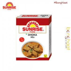 Sunrise Dhoka Mix 200G (2 PKTs of 100G Each)