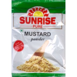 Bengali Mustard Powder (Sorse Powder) 200 grams (Pack of 5)