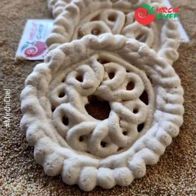 Mirchi Chef Goyna Bori (Ornamental Daler Bori) 5 Pcs